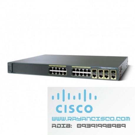 سوئیچ سیسکو CISCO Switch WS C2960 24TC-L