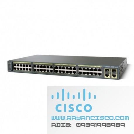 سوئیچ سیسکو WS-C2960-48TC-L