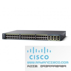 سوئیچ سیسکو CISCO Switch WS-C2960G-48TC-L