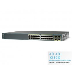 سوئیچ سیسکو CISCO Switch WS-C2960-24PC-L