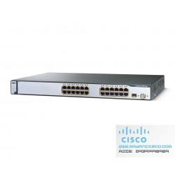 سوئیچ سیسکو CISCO Switch WS-C3750-24TS-S