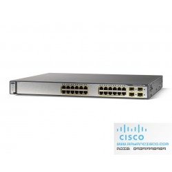 سوئیچ سیسکو CISCO Switch WS-C3750G-24TS-S1U