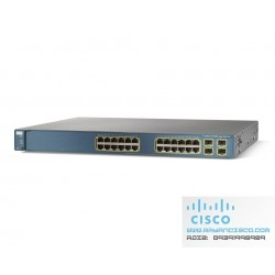 سوئیچ سیسکو CISCO Switch WS-C3560G-24PS-S