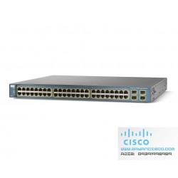 سوئیچ سیسکو CISCO Switch WS-C3560G-48PS-S